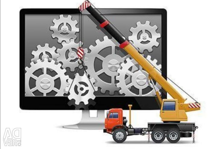 Repair of LCD monitors with a guarantee!