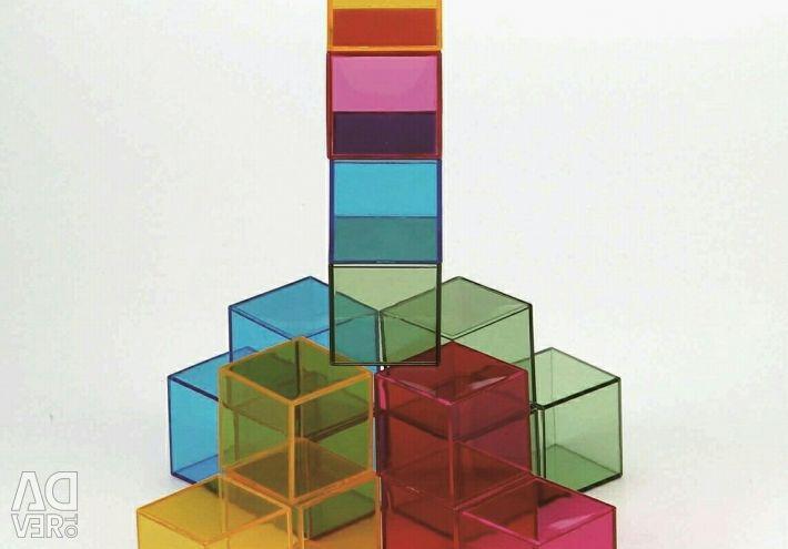 Cube - σχεδιαστής Crystal