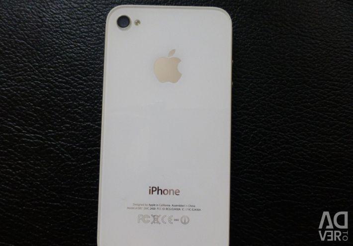 Carcasă Iphone 4S + baterie