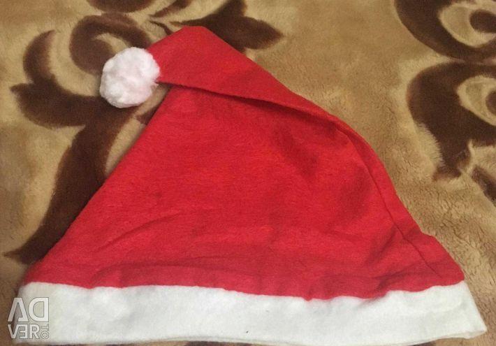 Șapcă de pălărie de Crăciun