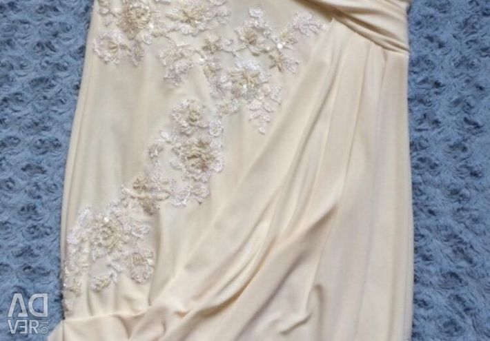 Cocktail dress (champagne)