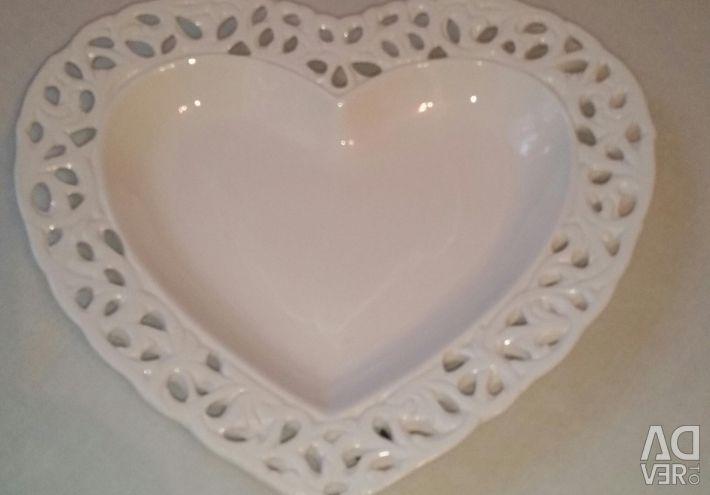 Ceramic plate Stokmann