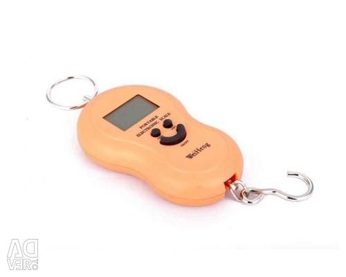 The electronic balance road is up to 40 kg.