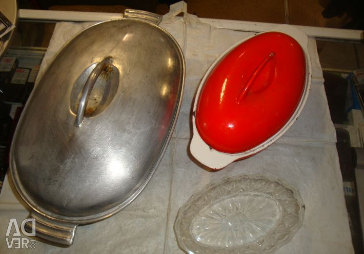 Ducklings aluminum / swimmer cast iron