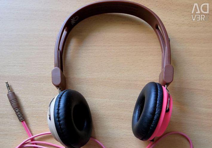 Ακουστικά Benetton On-ear