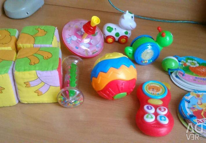Jucarii pentru copii (pachete)