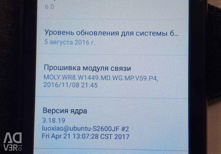 Smartphone Tele2 Midi