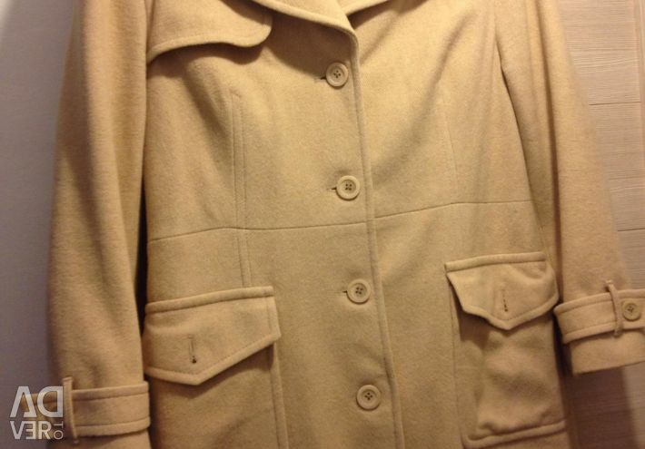 Coat second-hand size 48