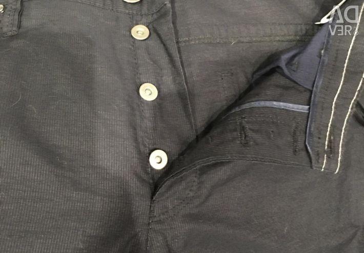 Pantolonu, boyutu 34 sanırım