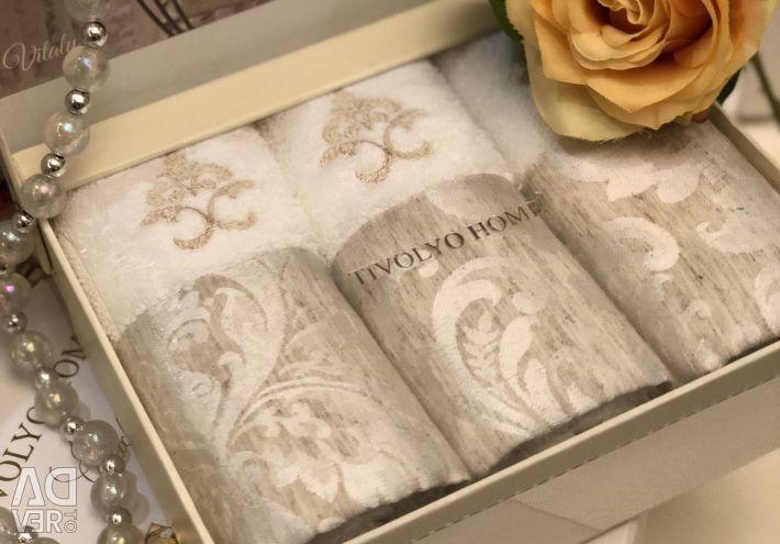 Gift Towels tivolyo home