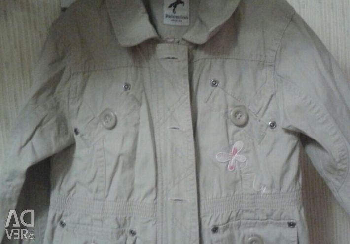Windbreaker for the girl in very good condition