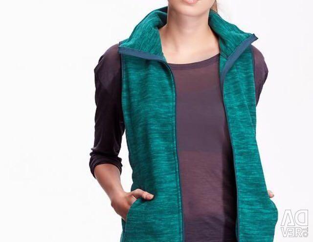 Fleece waistcoats