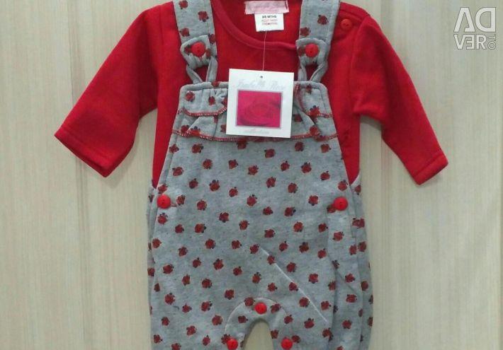 Kit pentru fată