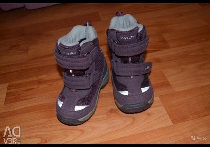 Viking cizme de iarna