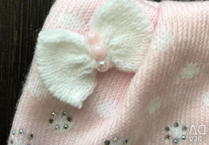 Baby cap 0-3 months