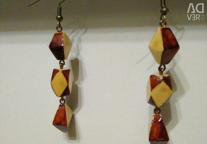 Gift beloved, earrings.