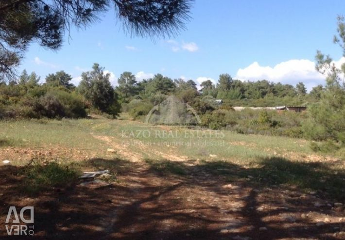 Teren rezidențial în Souni Zanakia Limassol