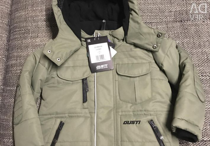 Winter jacket Gusti Gusti new