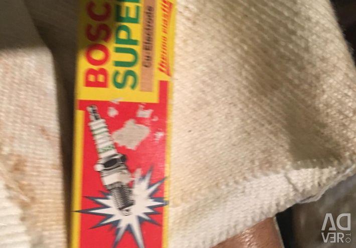Свічки запалювання Bosh super cu electrode