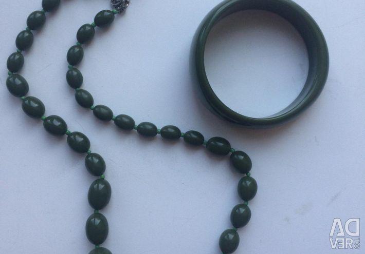 Bracelet and Beads