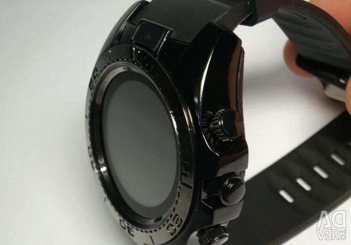 Smart Watch SW007 bt + sim Metal