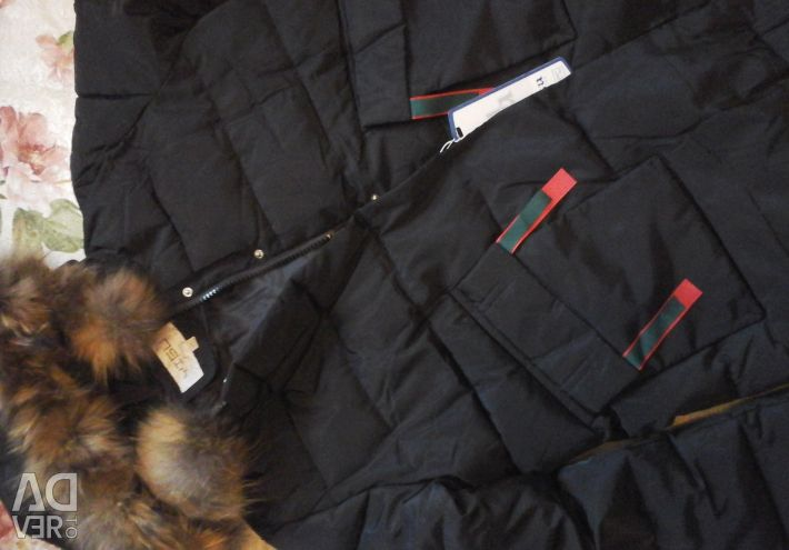 Winter jacket, p.48-50