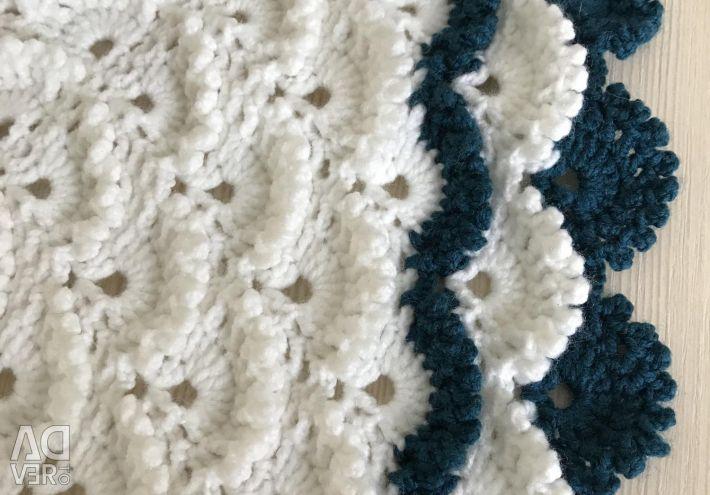 Children's blanket (handmade)