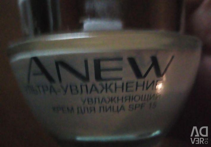 Anew Ultra-Moisturizing Cream