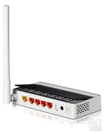 New W-Fi router Totolink N150RT