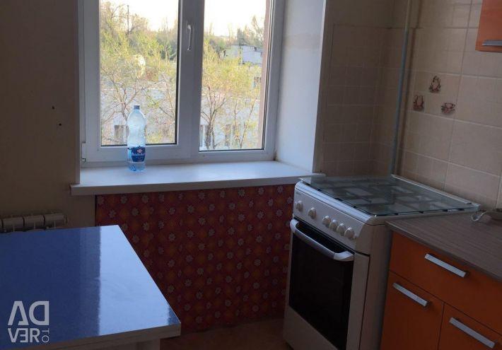 Apartment, 1 room, 27 m²