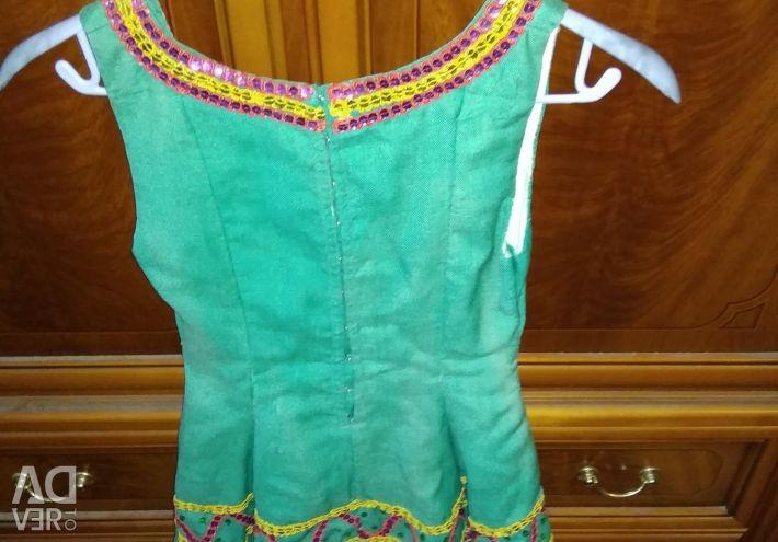 Rochie pentru dansuri populare