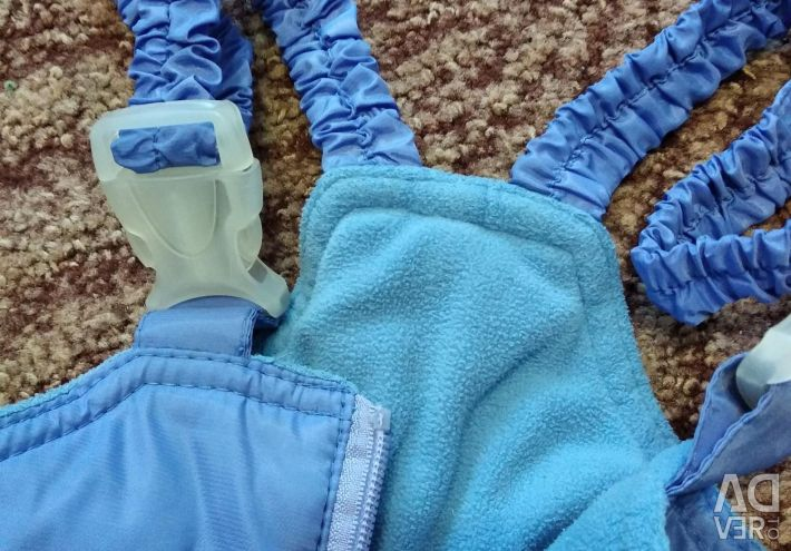 Overalls for 3-5 years
