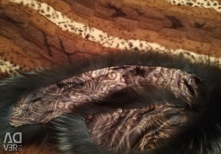 Ασημένιο κολάρο αλεπού
