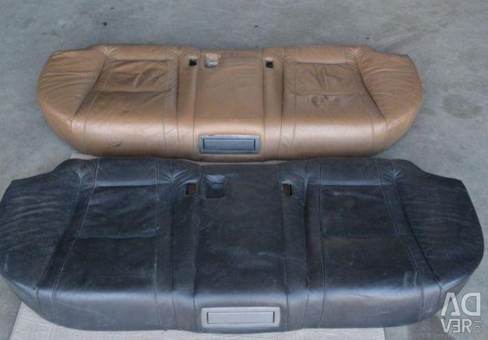 Bottom of rear sofa for BMW e65