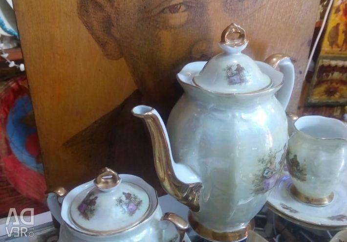 Coffee service (Madona)