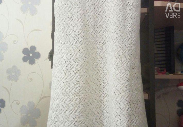 Light knitted sundress