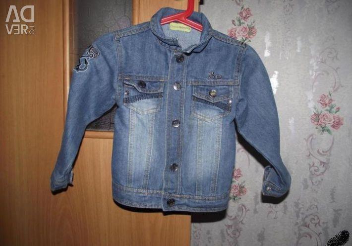 Denim jacket - size 3 years