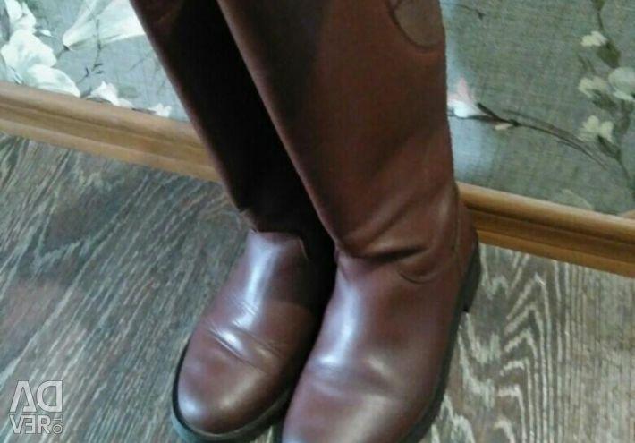 Μπότες επιχείρηση ZARA p 32