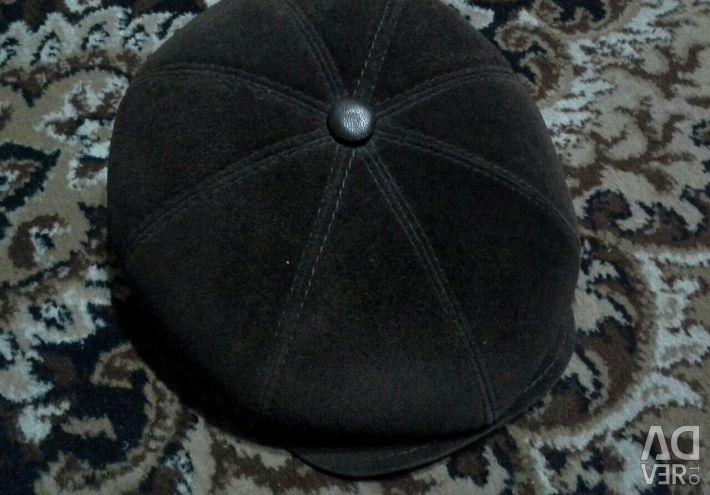 Șapcă naturală pentru bărbați.