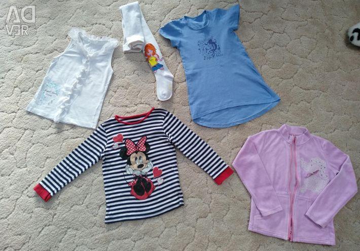 Τα επώνυμα πράγματα για ένα κορίτσι 6-7 ετών