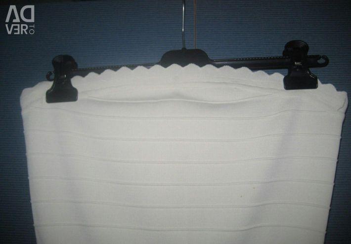 Бандажное мини платье