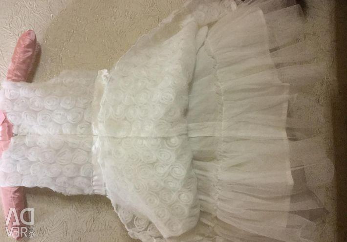 Платье для принцессы. Длина платья 58 мм