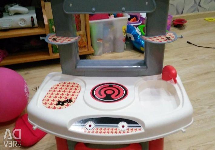 Kitchen toy
