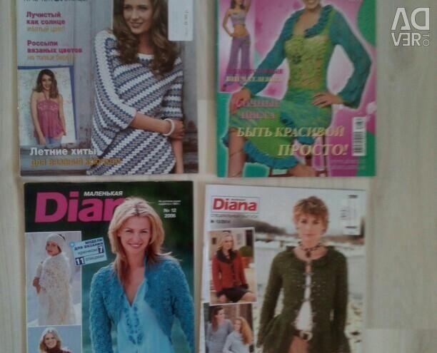 Журналы по вязанию