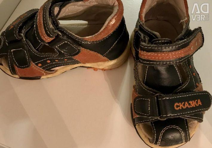 Sandals Sandals Fairy Tale