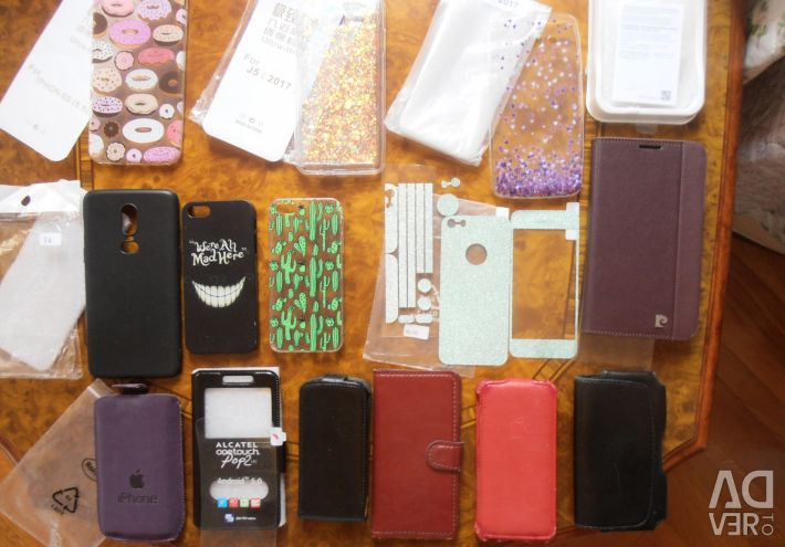CASES for smartphones