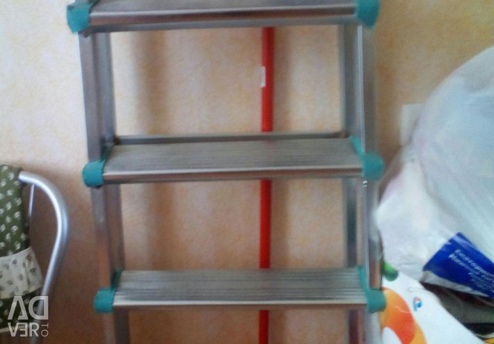 Ladder - Step-ladder New