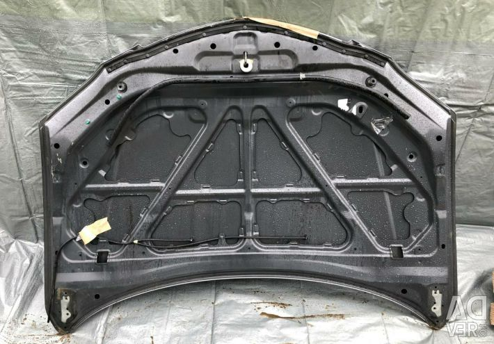 Mazda 3 BK hood without defects