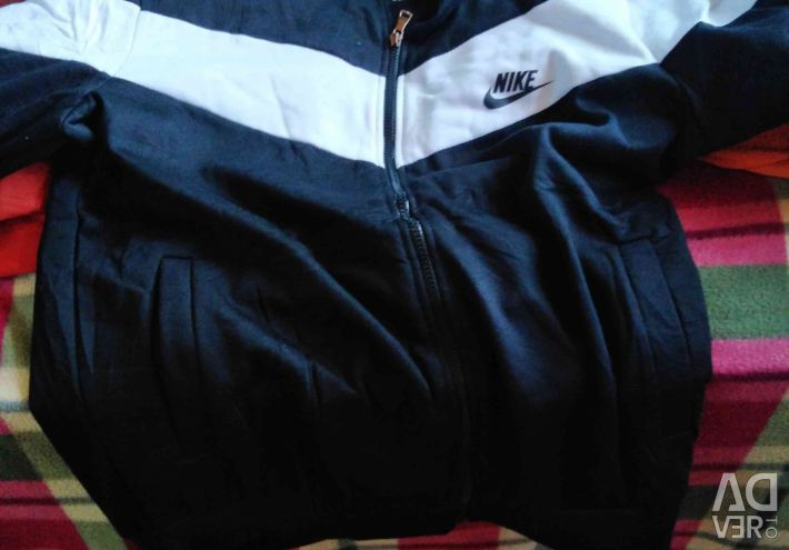 Nike tracksuits not branded