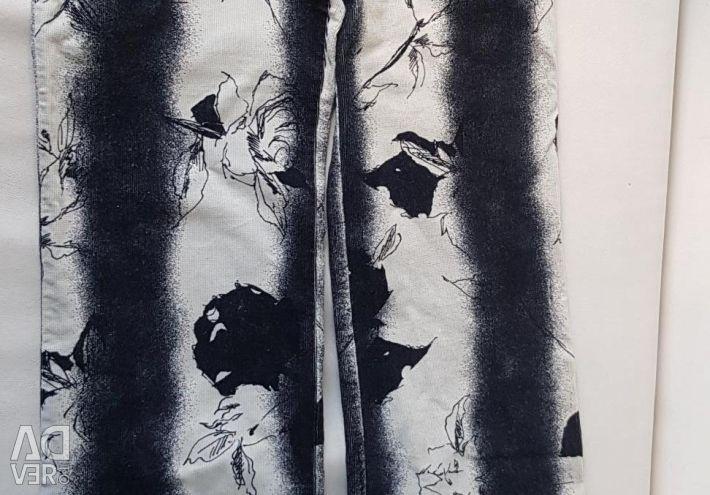 Velvet pantsuit
